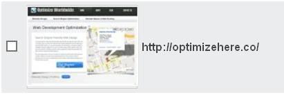Bing Webmaster Tools - Websites