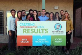 Optimize Worldwide Marketing Team 2015