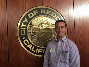 Matt Morgan: City of Redding