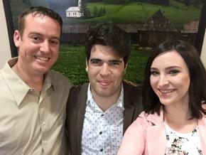 Matt Morgan, Derek Pruitt, Rachel Tolson