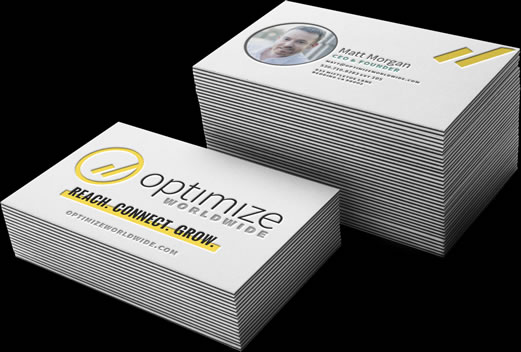 Branding: Business Cards