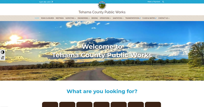 TCPW.ca.gov - Website Design by Optimize Worldwide