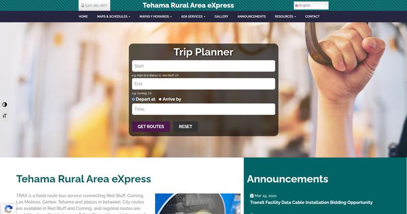TakeTRAX.com - Website Design by Optimize Worldwide